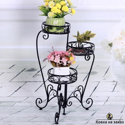 Подставки под цветы в москве